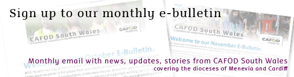 Sign up to our monthly e-bulletin!