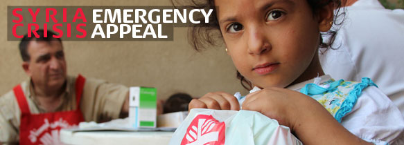 Syria Crisis - emergency appeal
