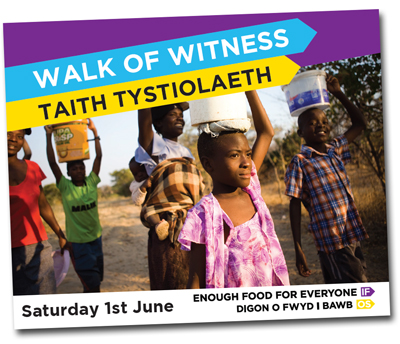 Walk of witness - 1st June