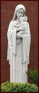 Statue of Our Lady Queen of Peace