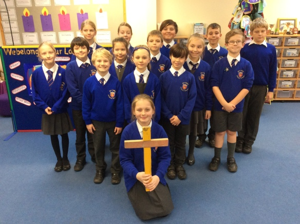 our-ladys-primary-school-hereford-with-lampedusa-cross