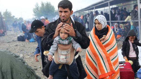 Syrian crisis appeal