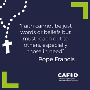 pope francis quote english